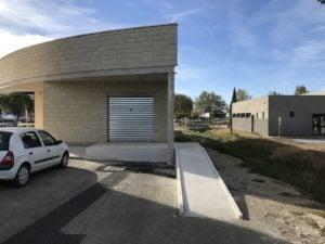 Mairie de St Gervasy Construction de la Supérette 2018
